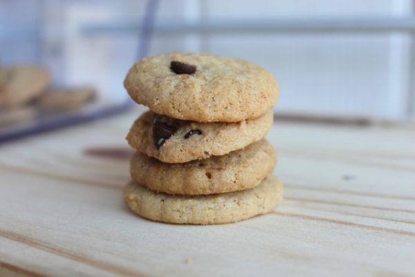 Biscuits pépites choco